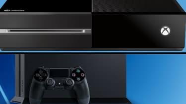 Les deux nouvelles consoles de Microsoft et Sony devraient relancer le marché du jeu vidéo.