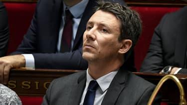 Benjamin Griveaux à l'Assemblée nationale le 12 décembre 2018