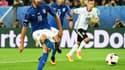 Leonardo Bonucci, ici avec le maillot de la Squadra Azzura, veut frapper fort avec son nouveau club l'AC Milan