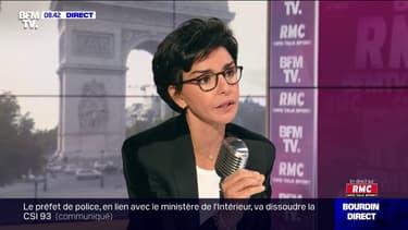 """Rachida Dati veut faire entendre sa voix """"pour la présidentielle, comme pour les régionales"""""""
