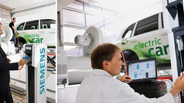 Siemens abandonne une partie de ses activités de borne de recharge