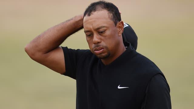 Tiger Woods n'y arrive plus