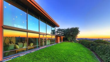 Cette grande maison de 368 mètres carrés située à Clyde Hills, dans l'état de Washington où est basé le QG du géant de l'informatique, a été bâtie en 1963, et rénovée depuis.