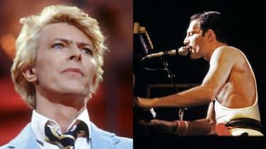 David Bowie et Freddie Mercury ont-ils de nouvelles chansons à dévoiler?