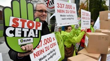 Les opposants au Ceta peuvent se réjouir de la décision wallone.