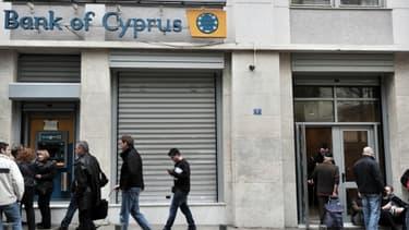 Les banques chypriotes représentent environ 8 fois le PIB du pays, en terme d'actifs, selon Jézabel Couppey-Soubeyran