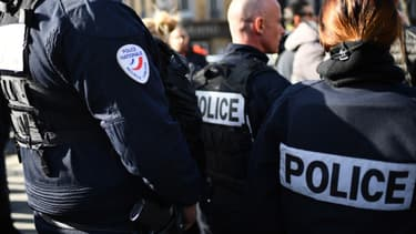 Des agents de police. (Photo d'illustration)
