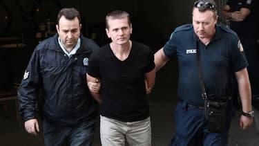 Alexander Vinnik, arrêté en Grèce en octobre 2017.