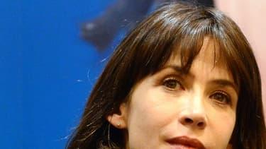 Sophie Marceau, le 3 décembre 2012