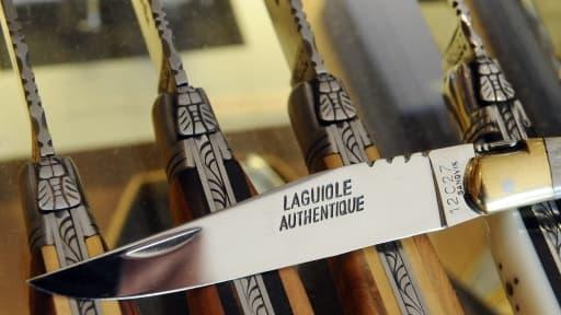 Les couteaux de la Forge Laguiole comptent sur leur nouvel actionnaire suisse pour se développer à l'export.
