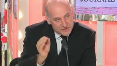 Le PDG de SFR Stéphane Roussel pourrait bientôt être remplacé