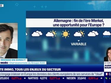 Gilles Moëc (AXA) : Fin de l'ère Merkel en Allemagne, une opportunité pour l'Europe? - 06/05