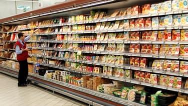 Le prix des produits de consommation courante en France ont bien baissé en 2013.