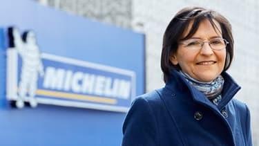 Lauréate l'an dernier du prix de l'inventeur européen, dans la catégorie industrie, Agnès Poulbot est entrée chez Michelin en 1996