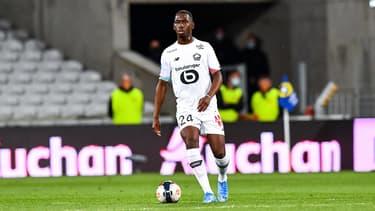 Boubakary Soumaré, à Lens le 7 mai 2021