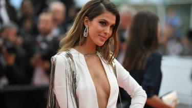 Iris Mittenaere au Festival de Cannes