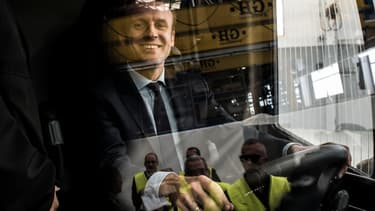 Emmanuel Macron a libéralisé le transport en autocar.