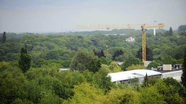 Le plateau de Saclay (Essonne), où se déroulerait l'Exposition universelle de 2025.
