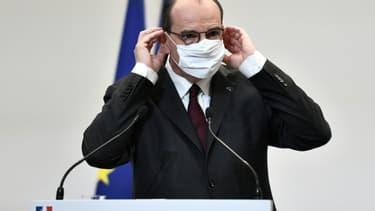 Le Premier ministre, Jean Castex, le 25 février, à Paris