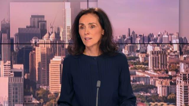 Me Jacqueline Laffont, l'avocate de Nicolas Sarkozy, sur BFMTV lundi 1er mars 2021.