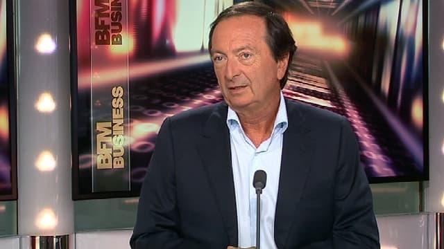 Michel Edouard Leclerc était l'invité d'Hedwige Chevrillon dans Le Grand Journal, ce 23 septembre.