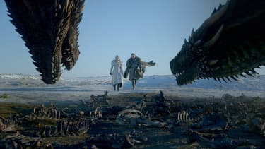 Game Of Thrones, en lice aux Emmy Awards