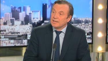 Jena-Loup Durousser était l'invité de BFM Business, ce mardi 11 mars.