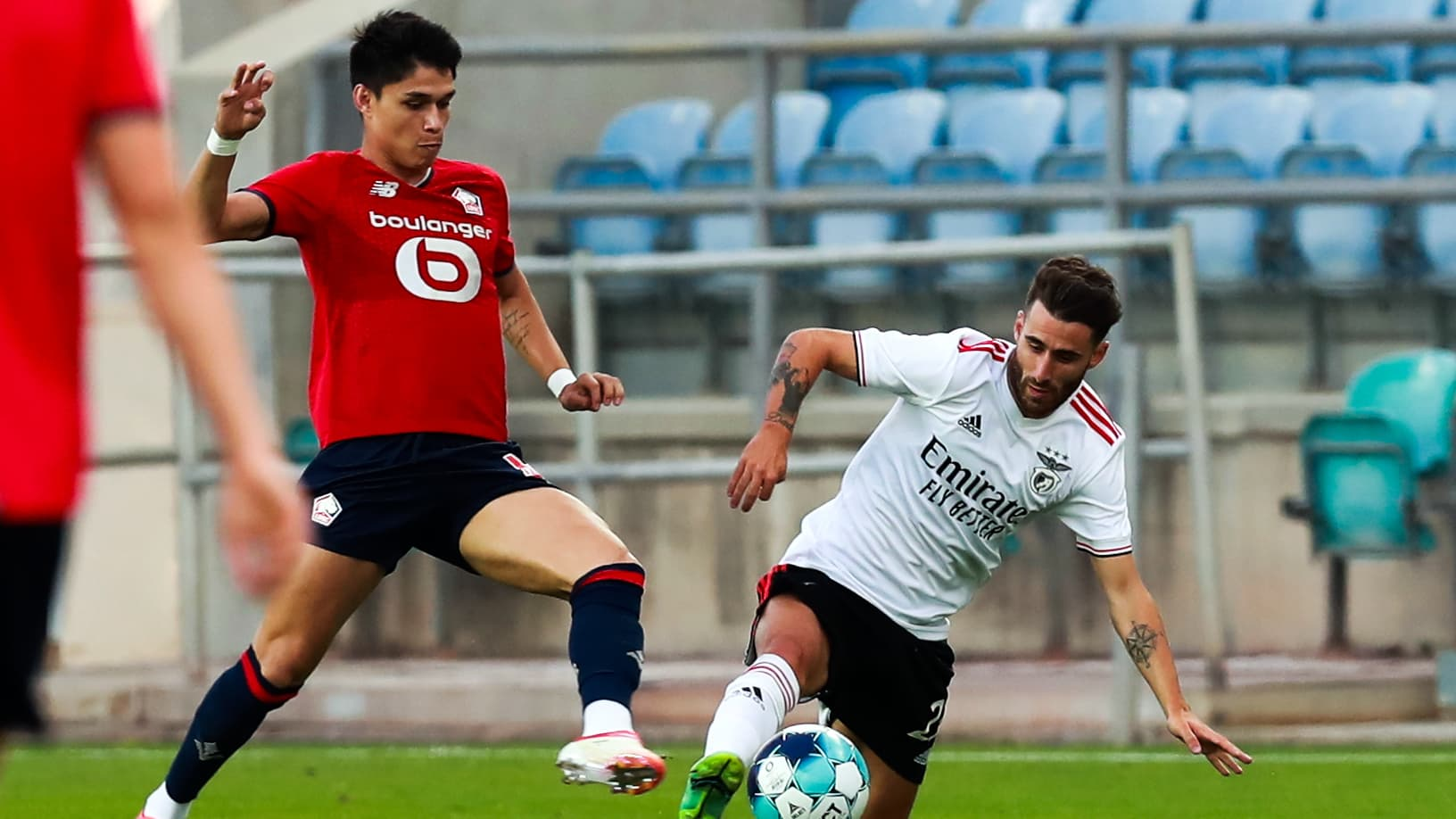 le LOSC dominé par Benfica, l'OL résiste à Villarreal