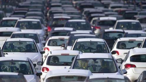 Les immatricualtions de véhicules Peugeot sont en baisse de 3,1% en juillet.