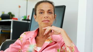 Agnès Saal, ex-directrice de l'Ina.