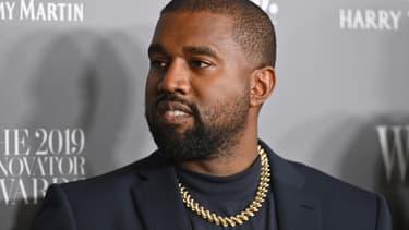 Kanye West le 7 décembre 2019