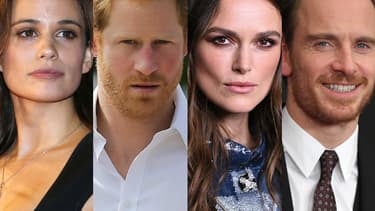 Lucie Lucas, le prince Harry, Keira Knightley et Michael Fassbender ont fait l'actu cette semaine.