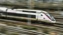 La direction de la SNCF prévoit de faire rouler 200 TGV par jour lors du troisième épisode de grève des cheminots. (image d'illustration)
