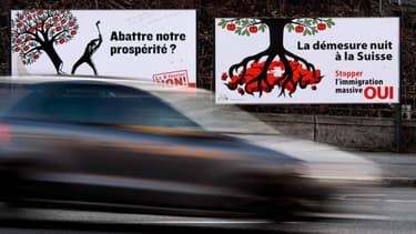 Les Suisses avaient approuvé la votation sur la limitation de l'immigration massive en février 2014