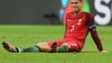 Les larmes de Cristiano Ronaldo