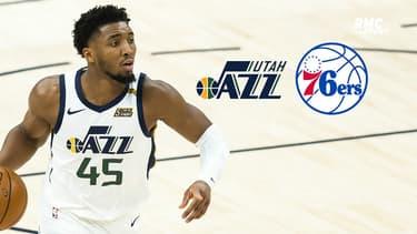 NBA : Le Jazz poursuit sa folle série face aux 76ers, les résultats et classements (16 février, 10h)