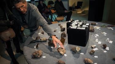 Gérard Merlier, 63 ans, a mis 20 ans pour réunir cette collection.