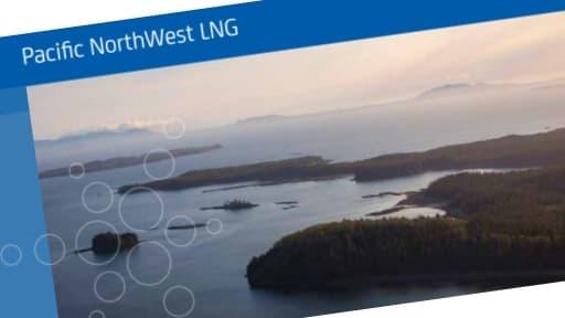 Le groupe malaisien Petronas va exploiter le gaz naturel canadien pour le marché asiatique.