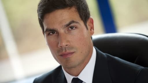 Mathieu Gallet, 37 ans, était le plus jeune des six candidats à la présidence de Radio France