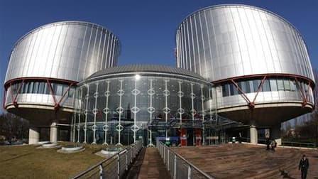 Vue de la Cour européenne des droits de l'homme à Strasbourg. Le procureur français ne peut pas contrôler une garde à vue parce qu'il n'est pas indépendant du pouvoir exécutif et ne peut donc exercer une fonction judiciaire, selon un arrêt rendu par la CE