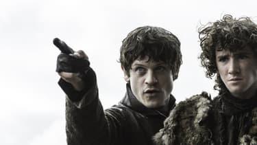 Ramsay Bolton et Rickon Stark.