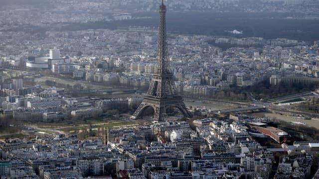 26% des logements sont inoccupés dans le centre de Paris.