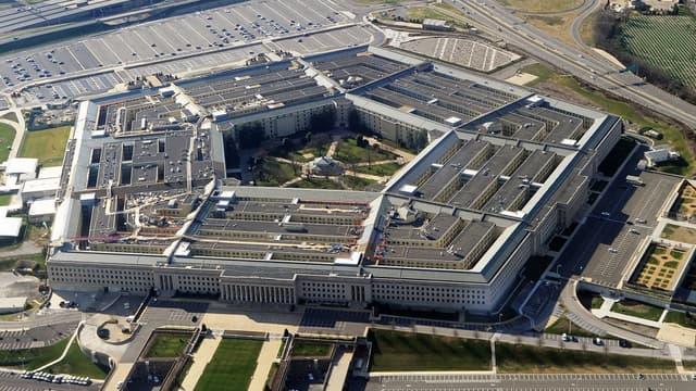 Le bâtiment du Pentagone.