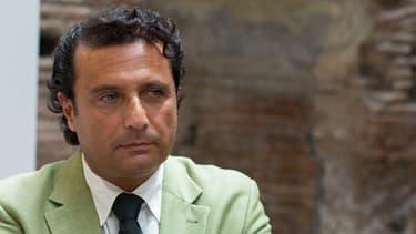 """L'ex commandant de bord du Costa Concordia, Francesco Schettino, a donné un cours de """"gestion de la panique""""."""