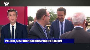 Le choix de Max: Les propositions de Guillaume Peltier pour lutter contre le terrorisme proches du RN - 31/05