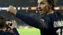 Zlatan Ibrahimovic meilleur buteur de L1 avec 11 réalisations