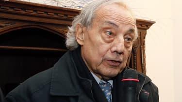 Bernard Marionnaud, le 6 décembre 2013.