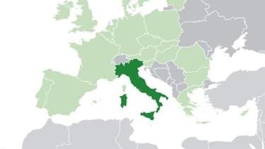 La balance commerciale de l'Italie est dans le vert en septembre