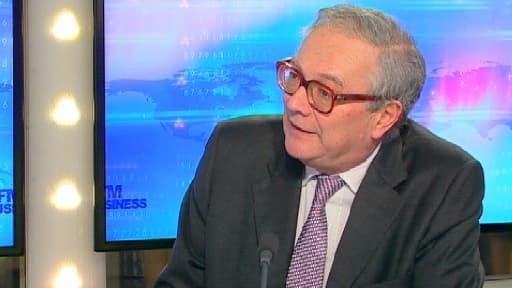 Jacques Mistral, directeur de l'IFRI, auteur de Guerre ou paix entre les monnaies, dans Good Morning Business ce 29 janvier.