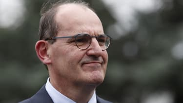 Le Premier ministre Jean Castex le 4 juillet 2020.